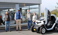 Emdecoria cuenta con un nuevo coche eléctrico