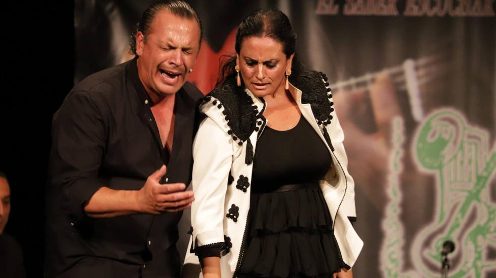 Las imágenes del 36º Festival Flamenco de Ferias