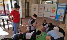Unos 90 estudiantes participan en el proyecto 'Alumnado ayudante'