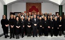 La Coral Polifónica Jesús Despojado de Sevilla llega al 50 aniversario de la Coral