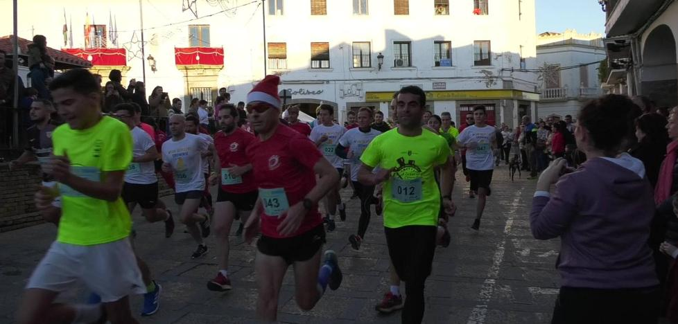 200 participantes en la San Silvestre Frexnense