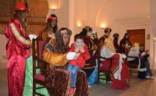 Llegan los Reyes Magos a Fregenal de la Sierra