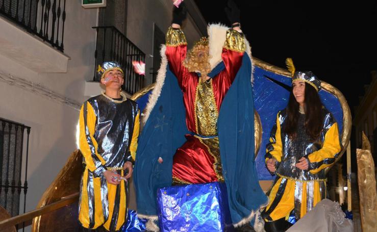 Cabalgata de Reyes Bodonal de la Sierra 2019