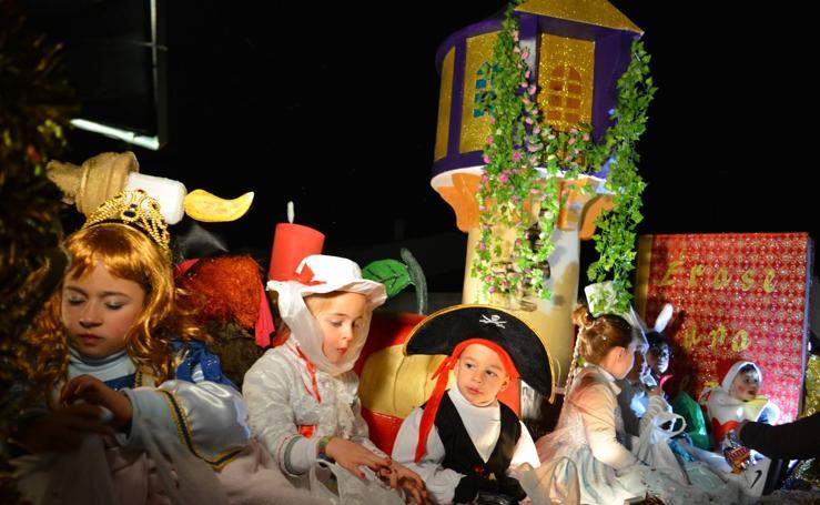 Cabalgata de Reyes Higuera la Real 2019