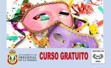El Ayuntamiento organiza un taller para enseñar a diseñar disfraces de Carnaval