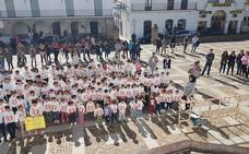 El CEIP Arias Montano celebró el Día de la Paz