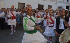 Los danzaores de Fregenal, presentes en el Congreso Nacional de Patrimonio Inmaterial celebrado en Segovia
