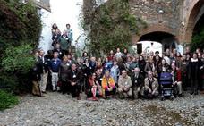 La familia Jaraquemada se reúne en Fregenal de la Sierra