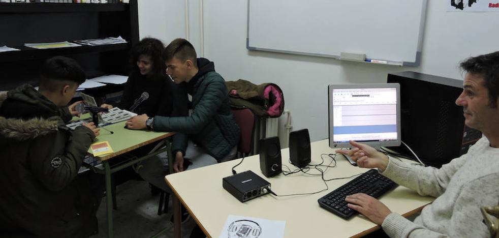 Radios escolares en Fregenal dos proyectos educativos innovadores