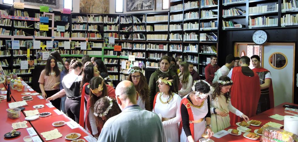 Visitas, charlas, rutas, ciencia y salud en el Eugenio Hermoso de Fregenal