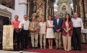 Juan Ignacio Zoido visita Fregenal el día de San Isidro