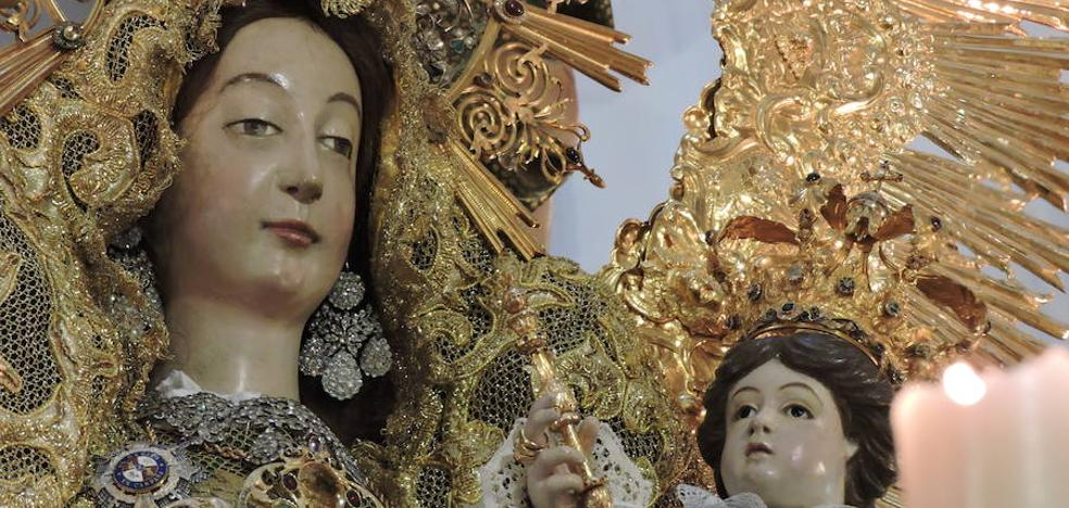 LA ASOCIACIÓN DE NUESTRA SEÑORA SANTA MARÍA DE LOS REMEDIOS INVITADA A LA CORONACIÓN CON RANGO PONTIFICIO DE NUESTRA SEÑORA DE LOS ÁNGELES, EN SEVILLA