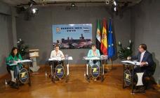 El equipo de ZF Televisión prepara su programación especial para las elecciones del 26M