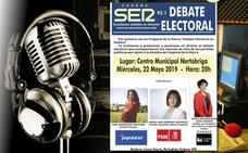 Cadena Ser Sierra Suroeste organiza un debate electoral en Fregenal
