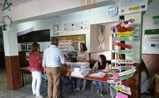 Las elecciones del 26M se produjeron con absoluta normalidad en los colegios electorales de Fregenal de la Sierra