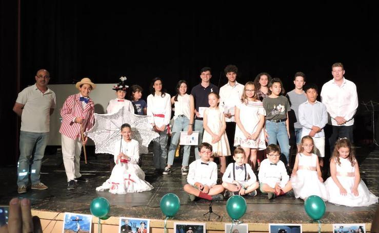 70 Fotos del concierto de fin de curso de la escuela de música de Fregenal