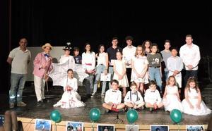 La escuela de música de Fregenal celebra su concierto de fin de curso