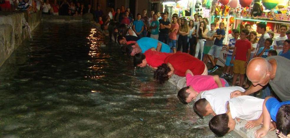 Este próximo 22 de junio a partir de las 13:00 «En la Fontanilla» se celebra la velada de San Juan