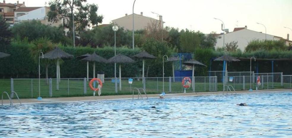 La piscina municipal abrió sus puertas el día 26 de Junio