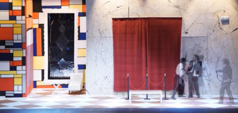 La obra 'Cuadros de una exposición' se representará en el Nertóbriga el 6 de julio