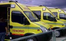 La Junta no prorrogará el contrato de Ambulancias Tenorio