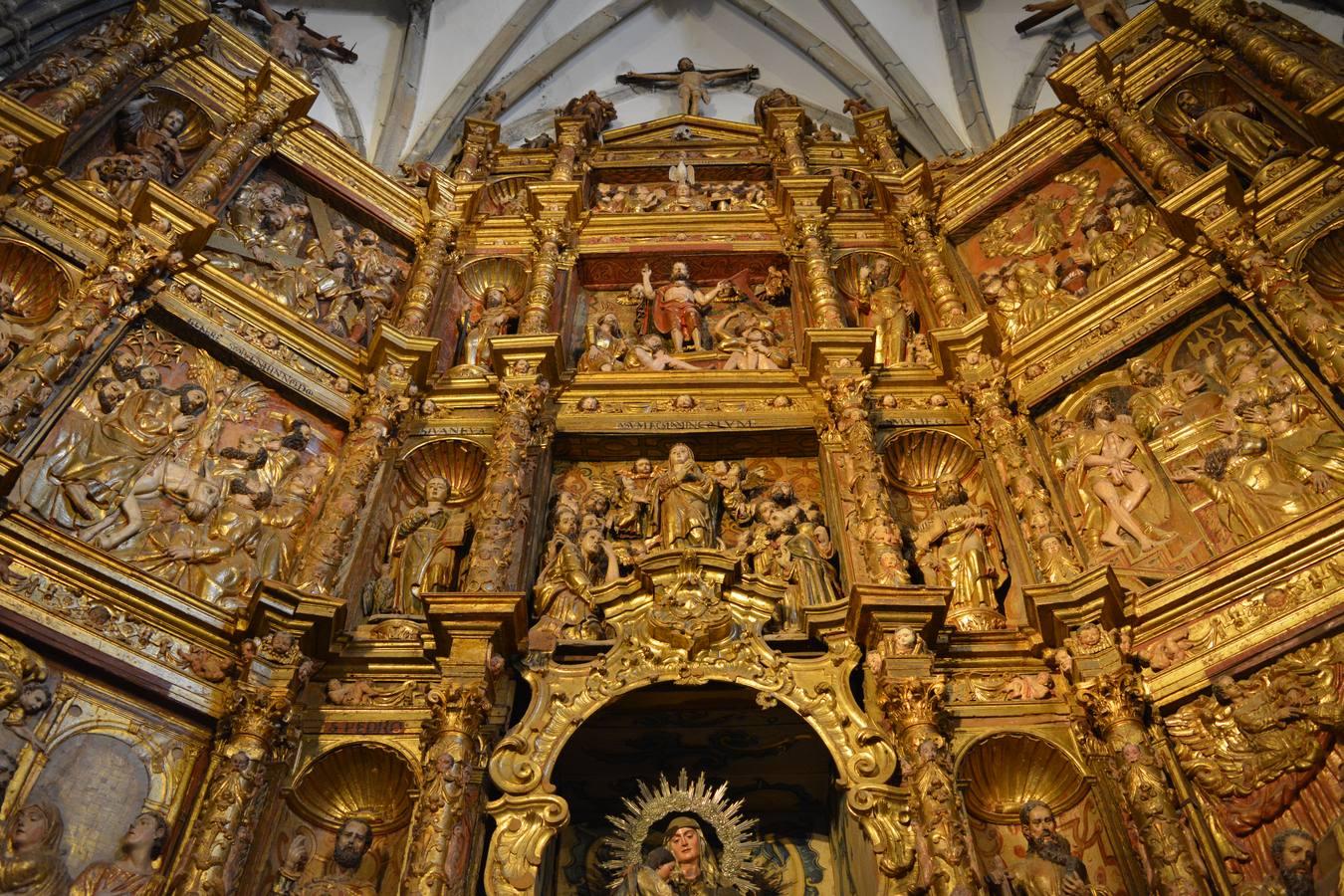 El retablo de Santa Ana