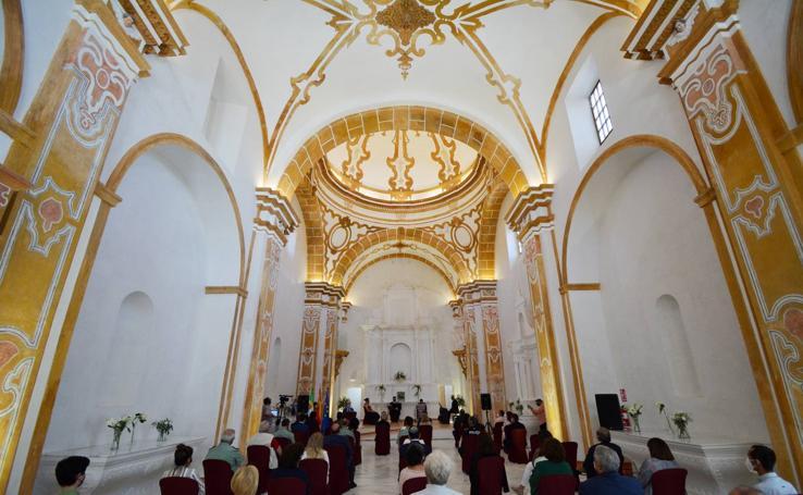 Inauguración de la iglesia de los Jesuitas