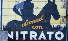 ABONAD CON NITRATO DE CHILE