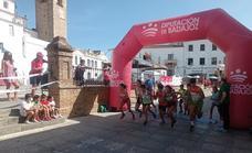 Carla Arce y Bruno Paixao vencedores absolutos de la 36 Carrera Popular de Fregenal de la Sierra