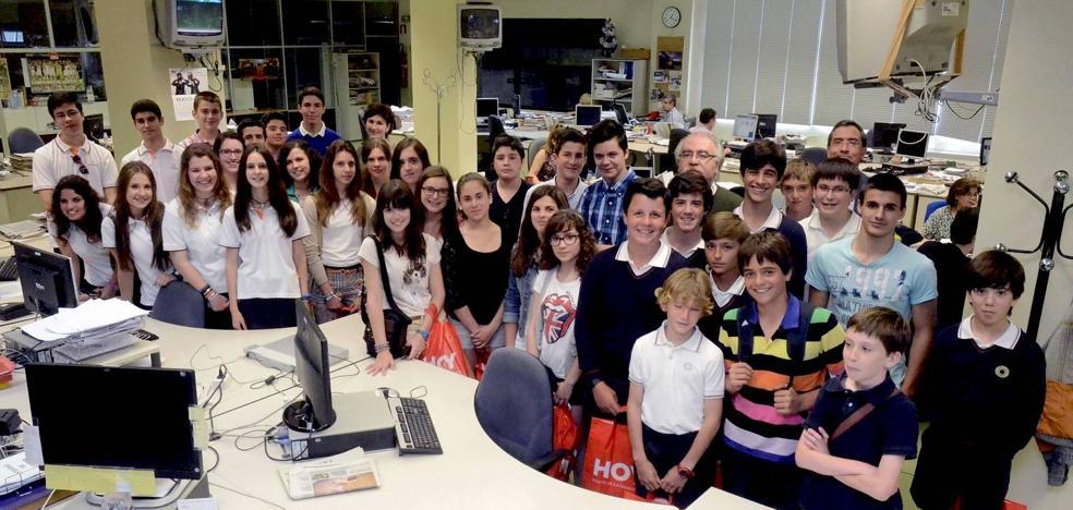Abierto el plazo de inscripción paraXVI Edición del Concurso Escolar HOY