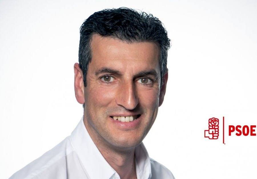 Ernesto Iglesias, candidato socialista a alcalde de Fuente de Cantos