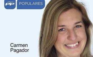 Monago presenta esta tarde a Carmen Pagador como candidata popular a la alcaldía de Fuente de Cantos