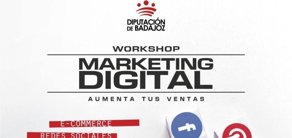 La Asociación Comercio Local de Guareña realiza un curso sobre Marketing Digital