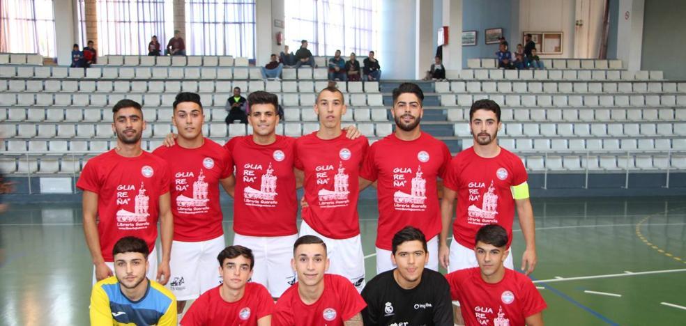 El Fútbol Sala Guareña conoce su primera victoria en la liga frente al colista Talavera
