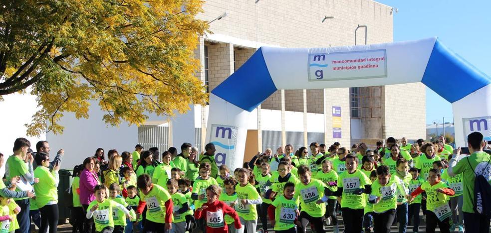 250 participantes mañana en el Día de la Familia Deportista