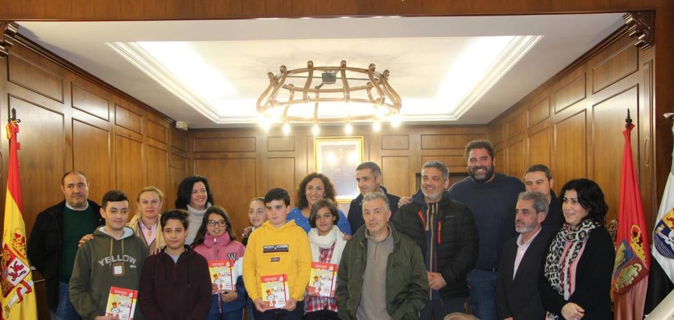 El ayuntamiento celebró el 40 aniversario de la Constitución Española