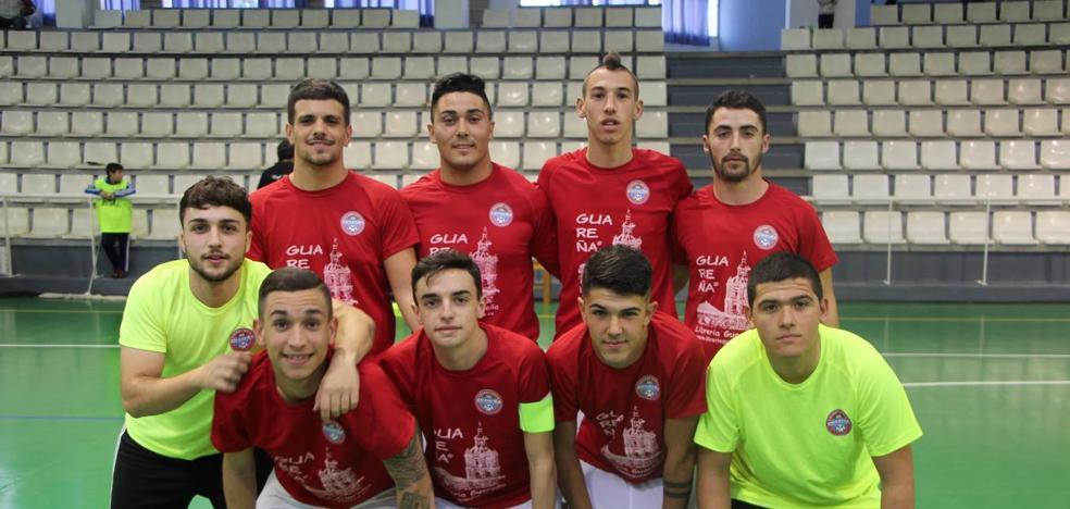 El Fútbol Sala Guareña pierde en casa 2-4 ante el Aceuchal