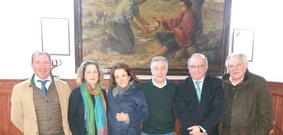 Se constituye en Guareña la Junta provincial de Badajoz de la Hermandad Nacional Monárquica de España