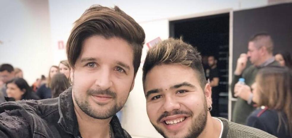 David de la Rosa triunfa en 'La Voz' con su alumno Agustín Sánchez