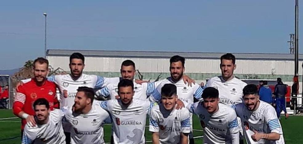 El Guareña pierde 1-0 en Don Benito y no deja de soñar por los playoffs