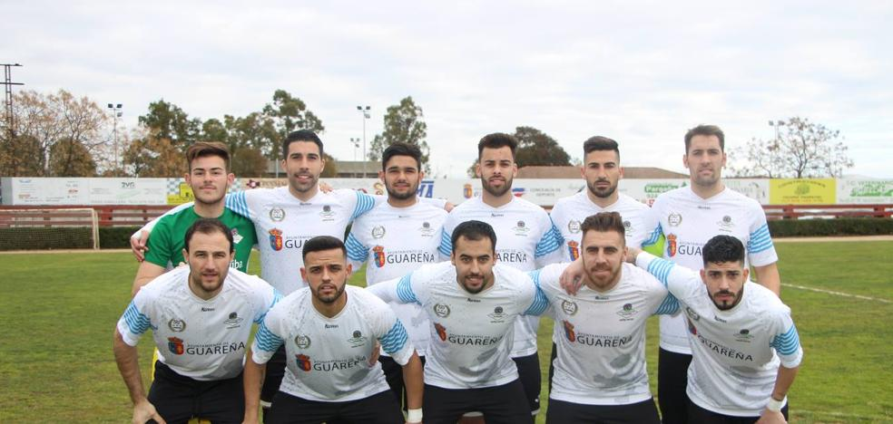 El Guareña gana 2-1 al Ilipense con goles de Cristian e Isma