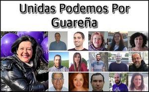 Unidas Podemos presenta su lista electoral a las elecciones municipales del 26 de mayo