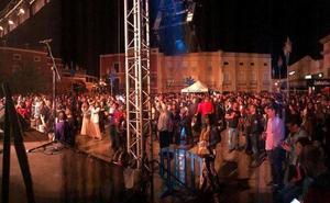 Ambientazo anoche en los conciertos del Guoman