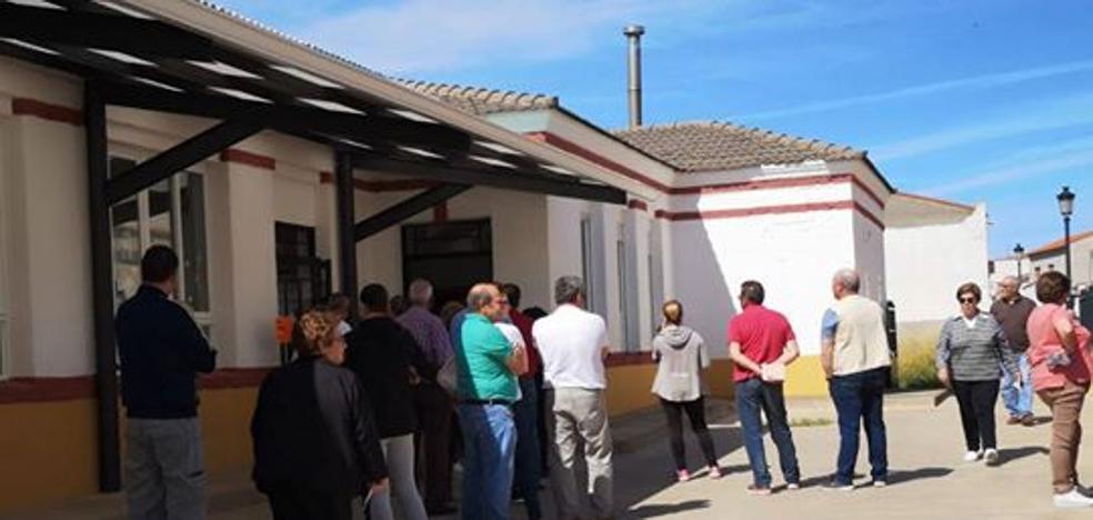 El PSOE ganó las Elecciones Generales celebradas el pasado domingo en Guareña
