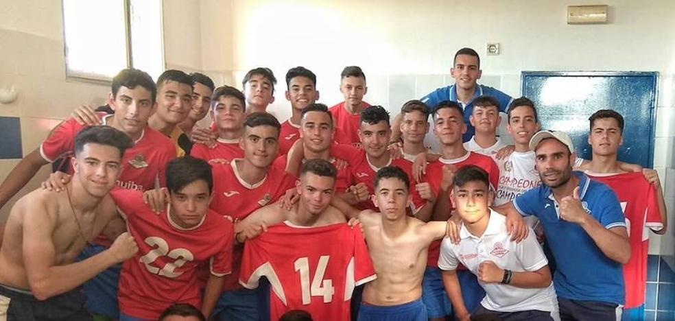 Última bala para el ascenso a 1ª División Extremeña de Cadetes