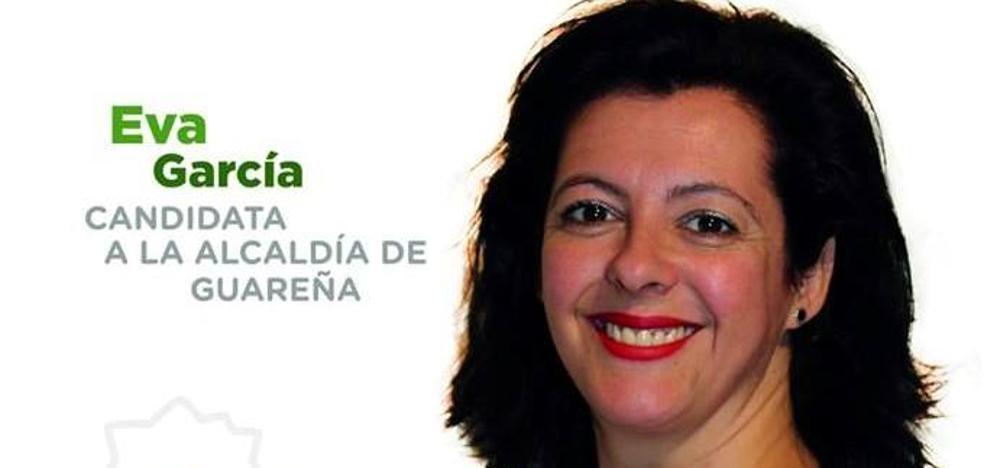 Eva García apuesta «por un futuro aquí», lema de Unidas Podemos por Guareña