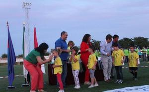 Clausurado el curso deportivo con 8 escuelas municipales y otros tantos colectivos