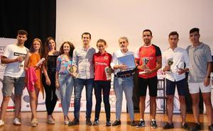 Andrés Fernández, Agustín Bote, María Eugenia González, Raid de Aventura Eugenio Frutos, y Cadetes del CP Guareña, Mejores Deportistas 2019