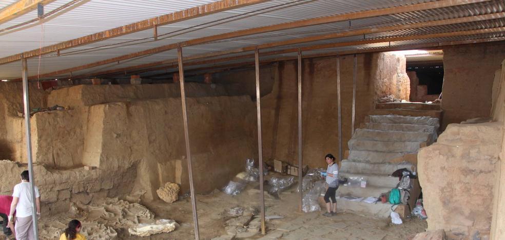 Los populares piden a la Junta se reanuden los trabajos de excavación en El Turuñuelo