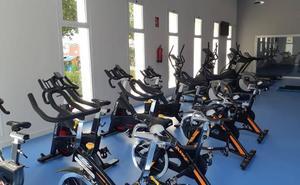 El próximo lunes 5 monitores deportivos inauguran el nuevo gimnasio municipal